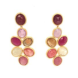 Marco Bicego Siviglia Sapphire Collection Earrings