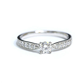Tiffany & Co. Platinum/diamond Ring