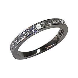 Channel Set Diamond Wedding Eternity 1.4Ct Band