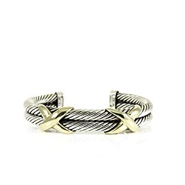 David Yurman Thoroughbred Sterling Silver Bracelet