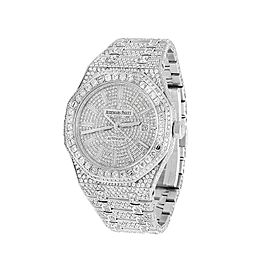 Audemars Piguet Royal Oak Stainless Steel 41mm Mens Watch