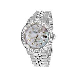 Rolex Datejust 16014 Stainless Steel 36mm Mens Watch