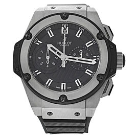 Hublot Big Bang King Power Foudroyante 715.ZX.1127.RX Titanium 48mm Mens Watch