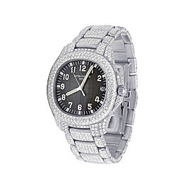 Patek Philippe Nautilus Stainless Steel 40mm Mens Watch