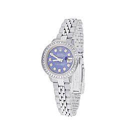 Rolex Datejust 6917 Stainless Steel Vintage 26mm Womens Watch
