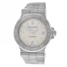 Bulgari Diagono DG35S Stainless Steel Automatic 36mm Mens Watch