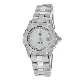 Tag Heuer Date WN1311-0 Stainless Steel Quartz 28mm Womens Watch