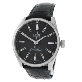 Oris Artix Oscar Peterson 01 733 7642 4084 Stainless Steel Automatic Mens 42mm Limited Edition Watch