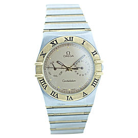 Omega Constellation Vintage 32mm Mens Watch