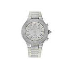 Cartier Chronoscaph 2424 Stainless Steel and Rubber 38mm Quartz Unisex Watch