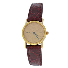 Corum Five Dollar 1885 30.300.56 23mm Womens Watch