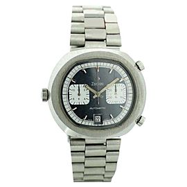 Zodiac Vintage 43mm Mens Watch