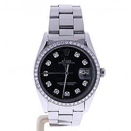 Rolex Datejust 6694 Vintage 34mm Mens Watch