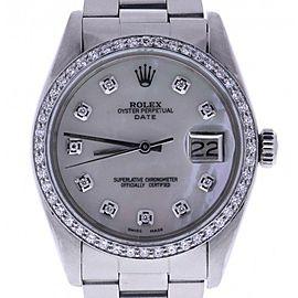 Rolex Date 1501 34mm Mens Watch