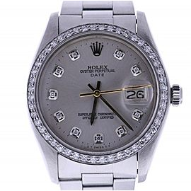Rolex Date 6694 Vintage 34mm Mens Watch