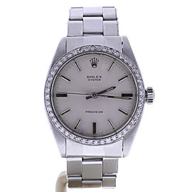 Rolex Oyster Precision 6426 Vintage 34mm Unisex Watch