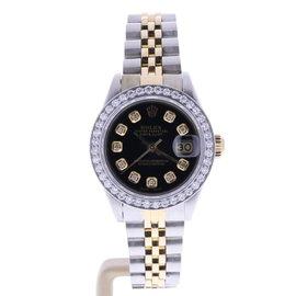 Rolex Datejust 69173 Vintage 26mm Womens Watch