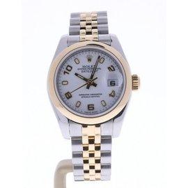 Rolex Datejust 179163WASO 26mm Womens Watch
