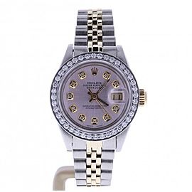 Rolex Date 6917 Vintage 26mm Womens Watch