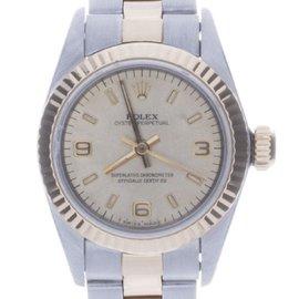 Rolex Datejust 67193 26mm Womens Watch