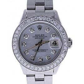 Rolex Date 6517 Vintage 26mm Womens Watch