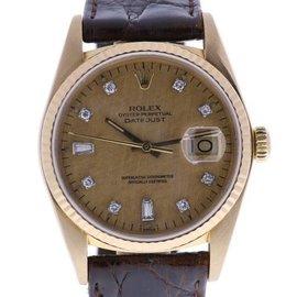 Rolex Datejust 16018 Vintage 36mm Mens Watch