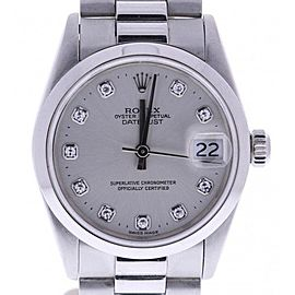 Rolex Datejust 68246 31mm Unisex Watch