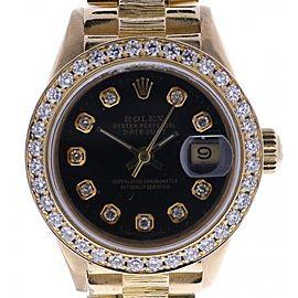 Rolex Datejust 69278 Vintage 26mm Womens Watch