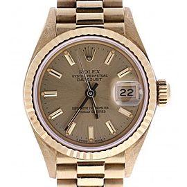 Rolex Datejust 69178 Vintage 26mm Womens Watch