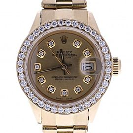 Rolex Datejust 6916 Vintage 26mm Womens Watch