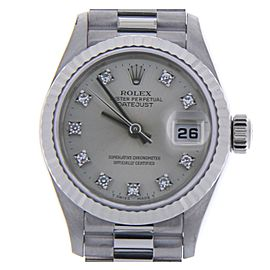 Rolex Datejust 79179 26mm Womens Watch
