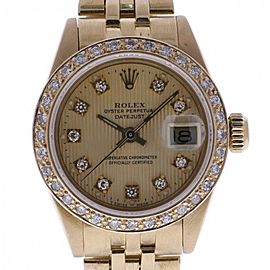 Rolex Datejust 6917 Vintage 26mm Womens Watch