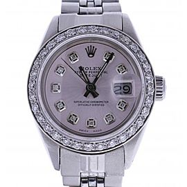 Rolex Datejust 6917 Vintage 26mm Womens Watch