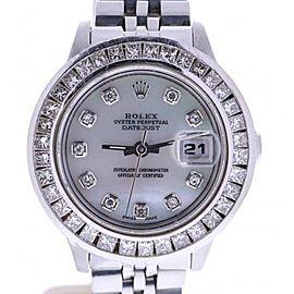 Rolex Datejust 69180 26mm Womens Watch