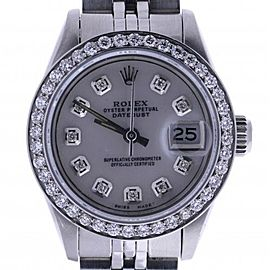 Rolex Datejust 69190 Vintage 26mm Womens Watch
