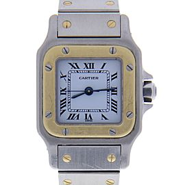 Cartier Santos 1170902 24mm Womens Watch