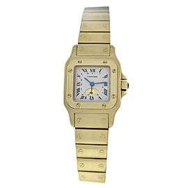 Cartier Santos Galbee 819902 24mm Womens Watch