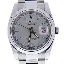 Rolex Datejust 116200 36mm Unisex Watch
