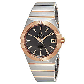 Omega Automatic 38mm Mens Watch
