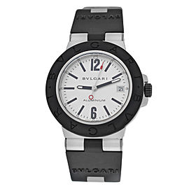 Bulgari Diagono AL38TA 38mm Mens Watch