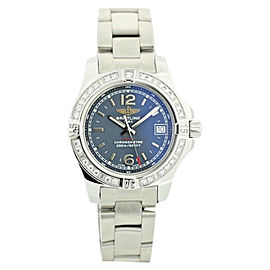 Breitling Colt A7738853 34mm Womens Watch