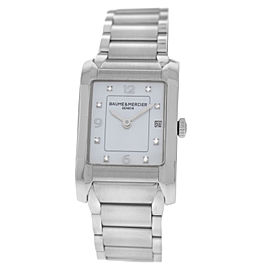 Baume & Mercier Linea MOA10050 22mm Womens Watch