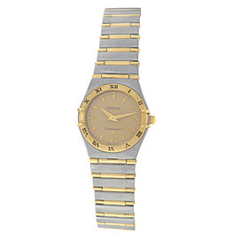 Omega Constellation 22mm Womens Watch