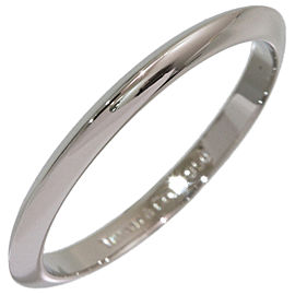 Tiffany & Co. Platinum Wedding Ring Size 6.5