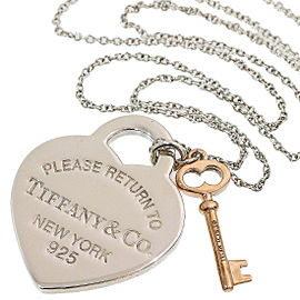 Tiffany & Co. Sterling Silver Pendant