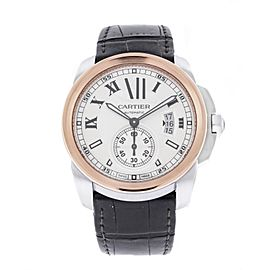 Cartier Calibre De Cartier W7100039 42mm Mens Watch