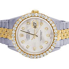 Rolex Datejust 1601 36mm Womens Watch