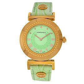 Versace Vanity P5Q80D220 S220 35mm Womens Watch