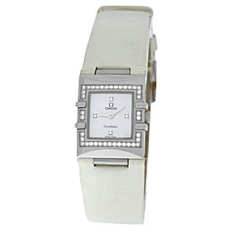 Omega Constellation 19mm Womens Watch
