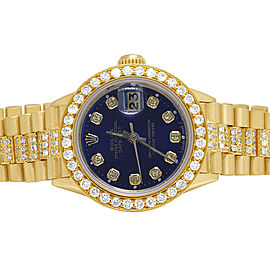Rolex President 6917 27mm Womens Watch